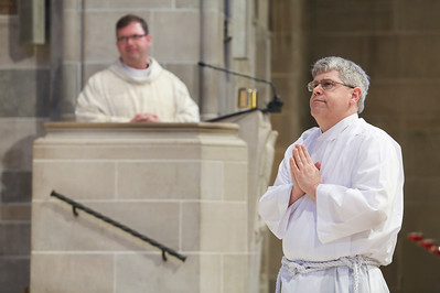 2018 Transitional Diaconate Ordination