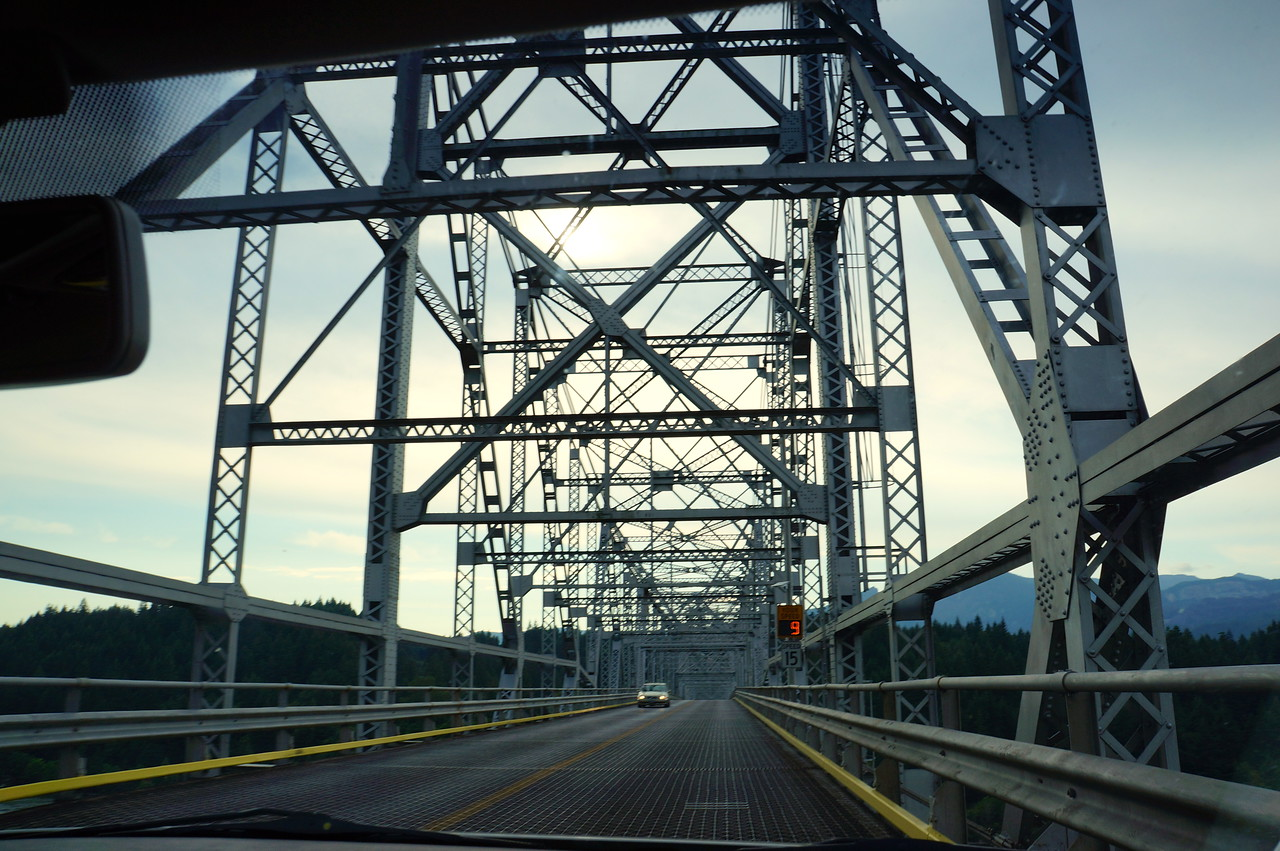 Portland Bridge, OR