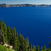 The amazing blue Crater lake, Oregon