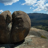 Giant Granite boulders at Gibraltar Peak, Tidbinbilla Canberra