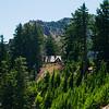 Lodge at Crater lake, Oregon
