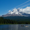 Trillium Lake and Mount Hood, Oregon