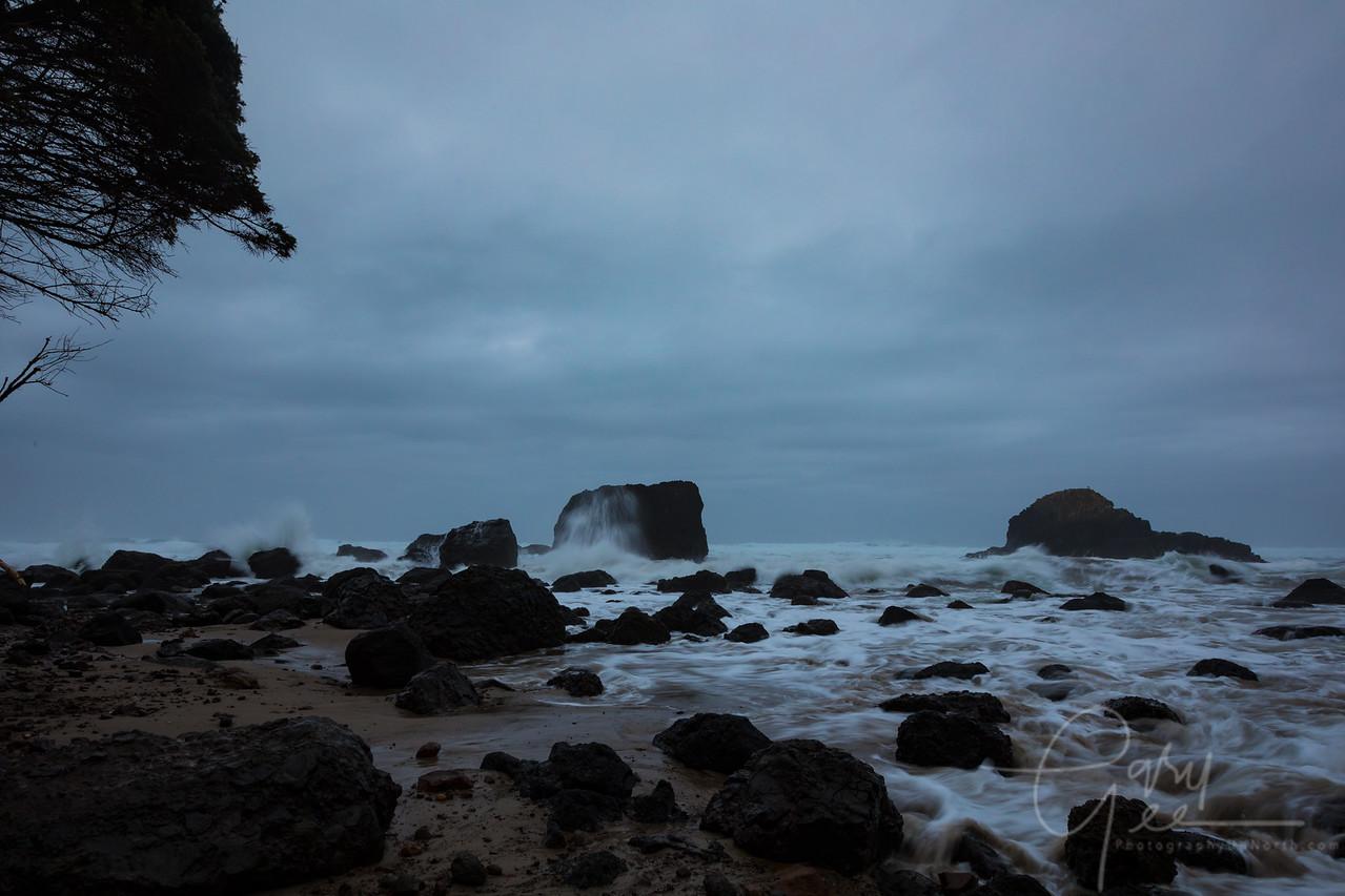Submarine Rock Oregon Coast