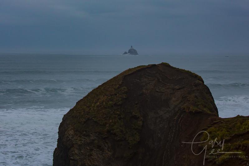 Tillamook Lighthouse Oregon Coast