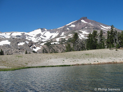 Green Lakes and South Sister