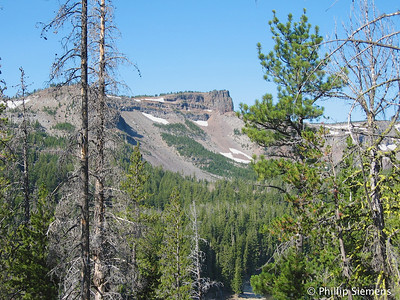 Tam McArthur Ridge