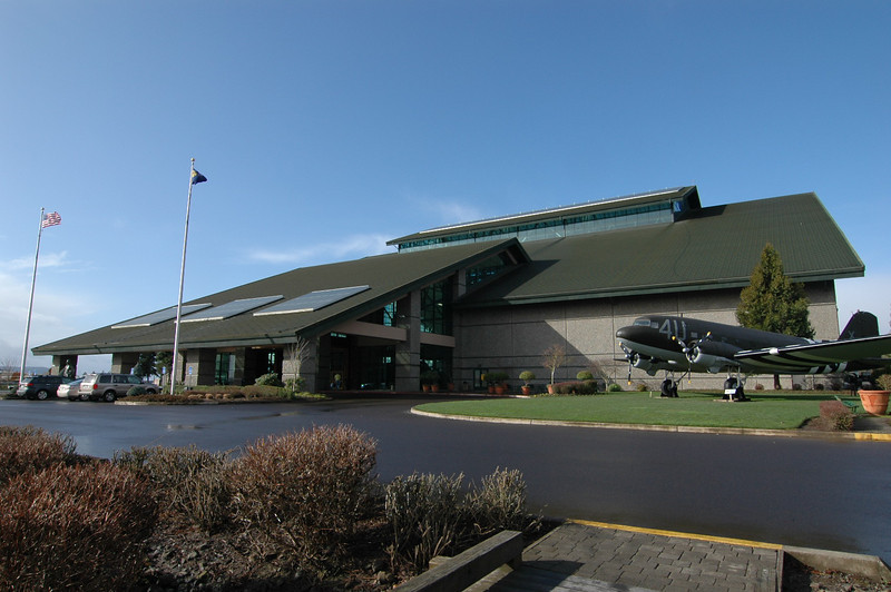 Evergreen Air Museum....McMinnville Oregon...2/18/2012