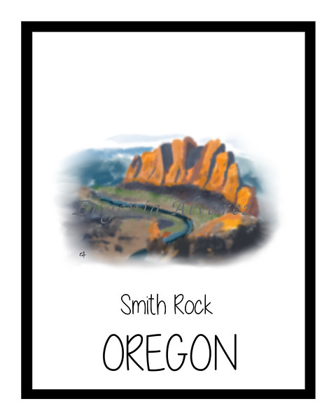 Smith Rock - Oregon