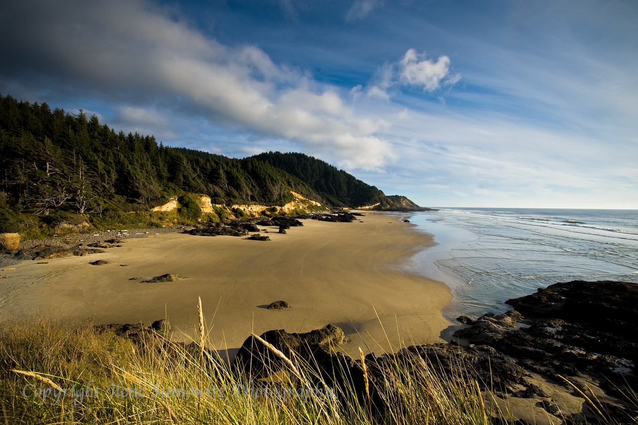 Neptune Beach, Oregon