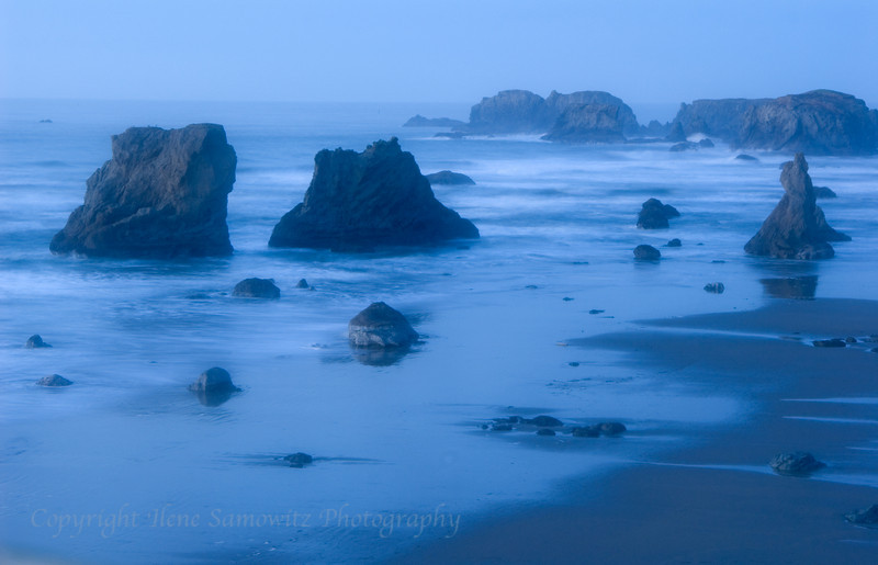 Bandon Twilight, Oregon