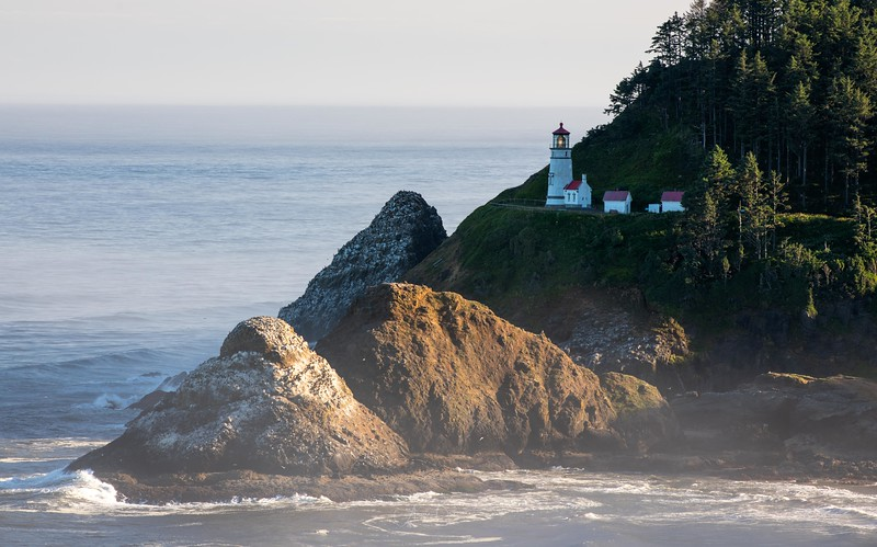 Heceta Head Lighthouse Sunrise