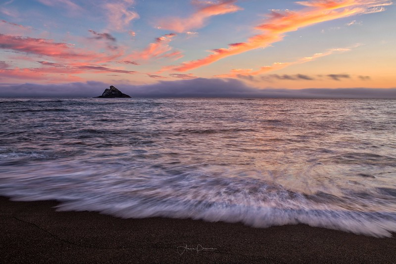 Agate Beach ~ Port Orford, Oregon