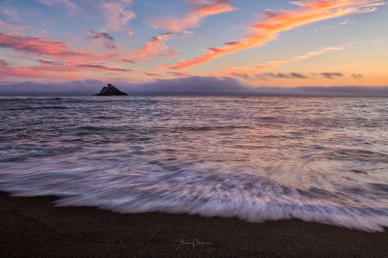 Agate Beach ~ Port Orford, Oregon