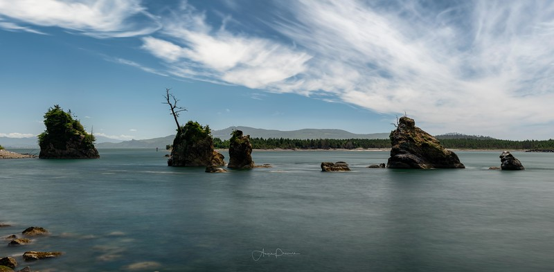 Crab Rock Oregon