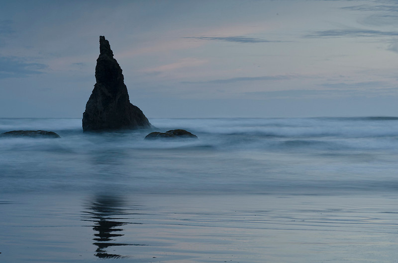 Wizard's Hat - Bandon State Natural Area, Oregon - Mark Gromko - June 2012