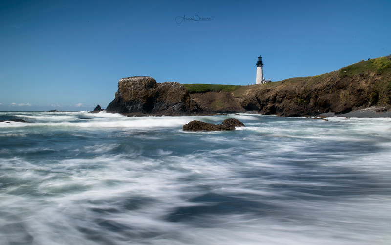 Yaquina Lighthouse ~ Oregon Coast