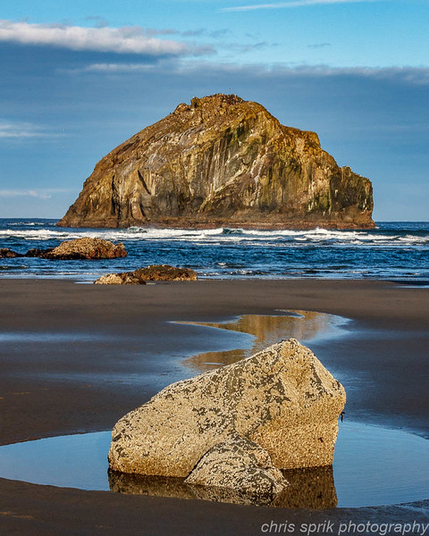 "Face Rock - Bandon State Natural Area, Oregon - Chris ""Sea Rider"" Sprik - June 2017"