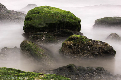 "Seal Rock Mist - Seal Rock State Recreation Site, Oregon - Chris ""Sea Rider"" Sprik - June 2017"