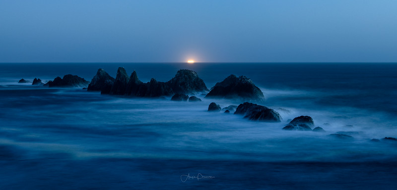 Seal Rock Twilight ~ Oregon Coast