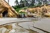 Small water fall at Hug Beach