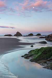 "Bandon Shoreline - Bandon State Natural Area, Oregon - Chris ""Sea Rider"" Sprik - June 2017"