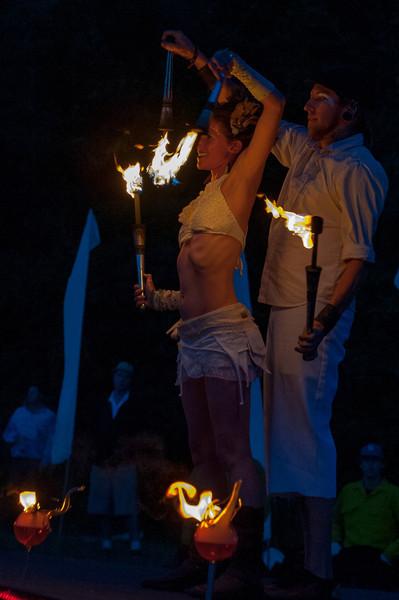 Jill & J Peace Love Circus