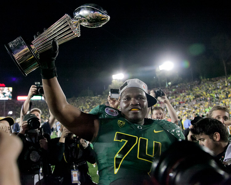 Rose Bowl win over Russell Wilson and Wisconsin