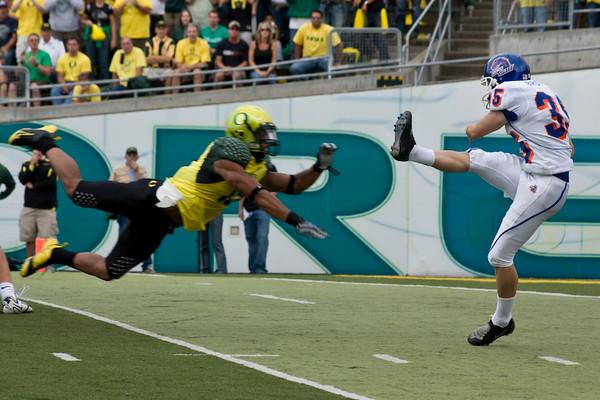 Ducks vs Boise State