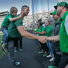 Joey Harrington, former QB of NFL Detroit Lions returns to Autzen stadium 2016