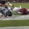 Overturned TD after drop at Stanford