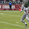 Kenjon Barner, RB with NFL Philadelphia Eagles, running at Century Link Field vs WSU
