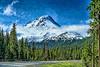 Mt. Hood from Highway 35