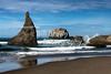 Rocks on the Beach in Bandon