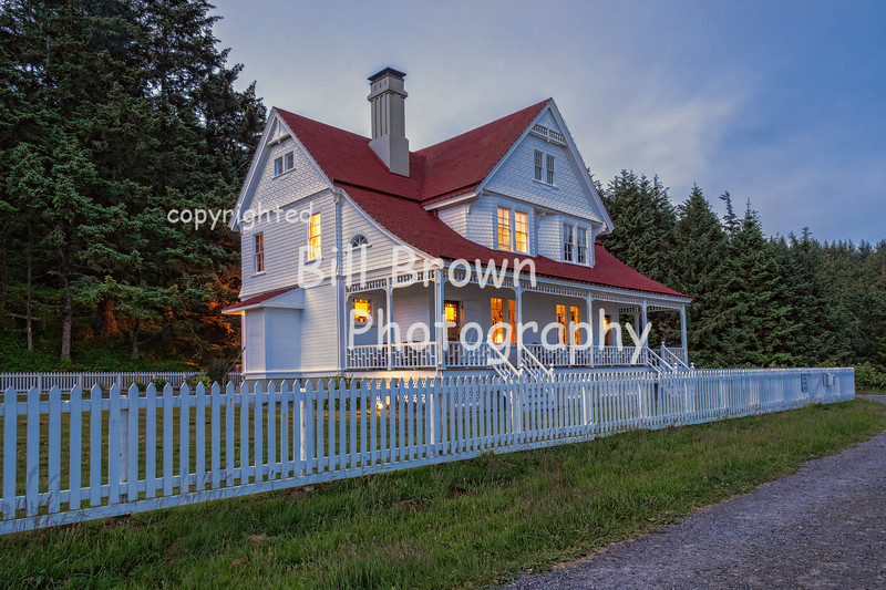 Heceta Head Lightkeepers' House