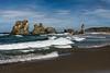 Rocks on Bandon Beach
