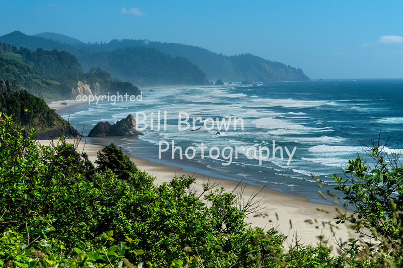 South of Cannon Beach