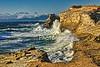 Waves Breaking at Cape Kiwanda