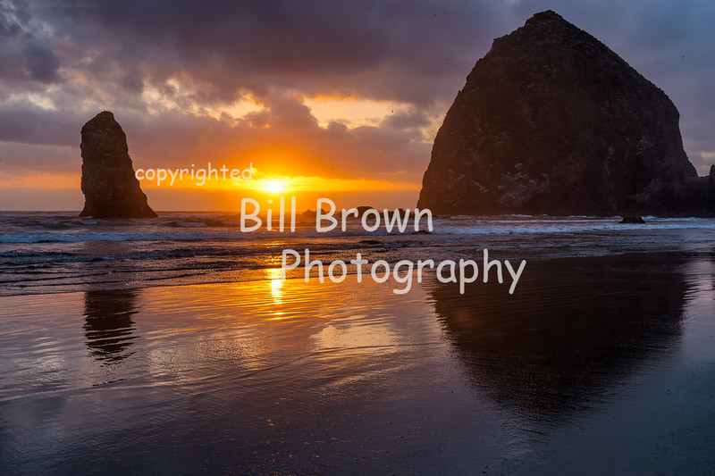 Haystack and Needle in Cannon Beach