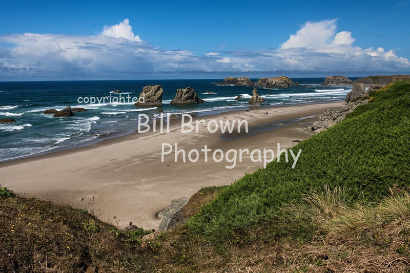 Beach in Bandon