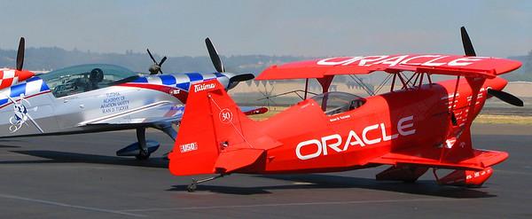 Oregon International Air Show 2007