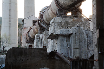Abandoned Cement Plant - Lime, OR