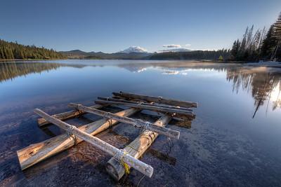 Log Boat