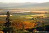 Rogue Valley Autumn from Upper Table Rock