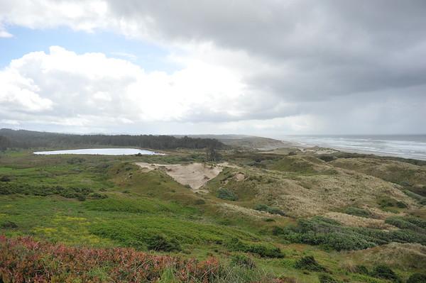 Oregon Dunes Area