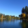 Drake Park - Mirror Pond, Bend, Oregon - Oct 14th, 2017