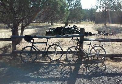 Bikes assembled