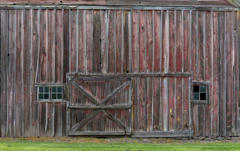 Weathered Palouse Barn