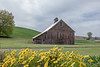 Palouse Barn