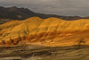 Sunset at Painted Hills