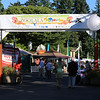 Zoolala welcome entry banner.<br /> Photo credit: Sam and Danielle Olsen